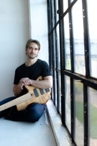 Andrew Marvin - Bass Guitar