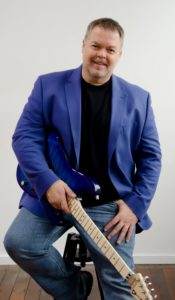 Tom Storm - Guitar & Vocals