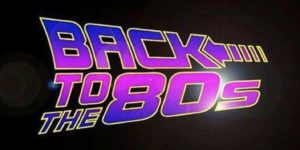 Back To The 80's - Purple