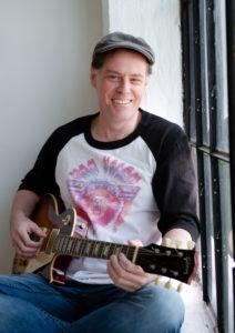 Jay Hendry - Lead Guitar