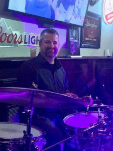 Jeff Pyle - drums