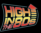 High In The 80s Home Page Logo