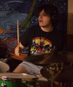 Ryan Hendry - Drums